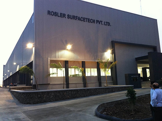 Roesler facility in Pune